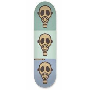 Alien Workshop Skateboard Deck Gas Mask 8.5