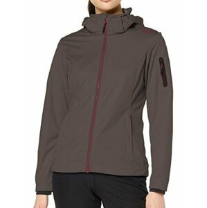 CMP Zip Hood Light Softshell Jacket W 34