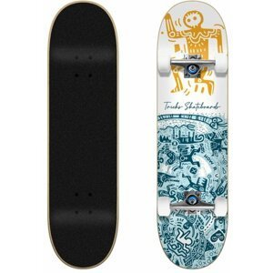 Tricks Tribal Complete Skateboard 7.75