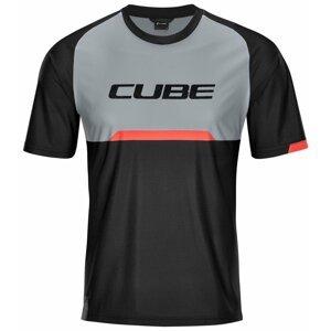 Cube Edge Round Neck Jersey M S