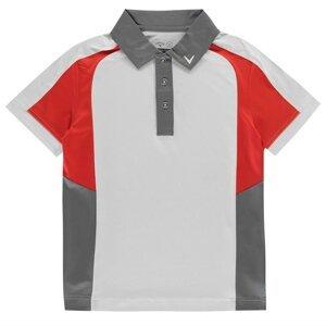 Callaway Block Golf Polo Shirt Junior Boys