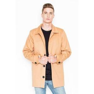 Visent Man's Coat V028