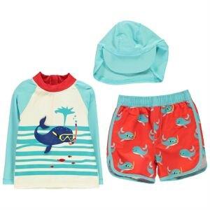 Crafted 2 Piece Sun Safe Suit Child Boys
