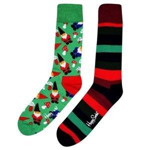 Happy Socks 2 Pack Socks Cracker Gift Mens