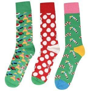 Happy Socks 3 Pack Christmas Tree Socks