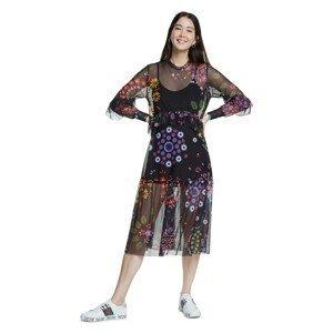 Šaty dámske DESIGUAL VEST PORTLAND