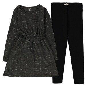 Crafted Midi Dress Set