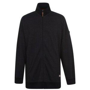 D555 Button Zipped Jacket Mens