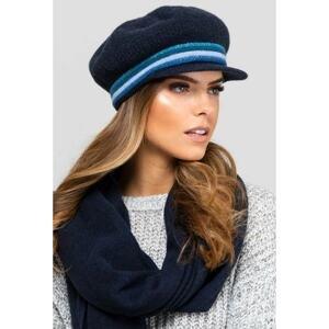 Kamea Woman's Hat K.19.043.12 Navy Blue