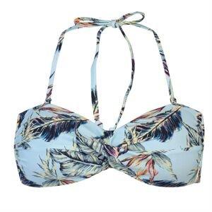 Vero Moda Palm Bandeau Bikini Top