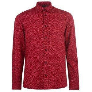 Antony Morato Long Sleeve Printed Shirt