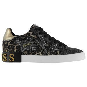 Guess Path Glitter Trainers
