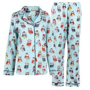 Bedhead Wise Owl Long Sleeve Pyjama Set