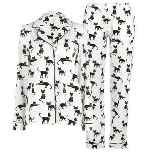 Bedhead Cario Kitten Long Sleeve Pyjama Set