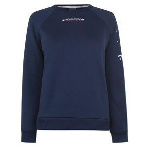 Tommy Sport Graphic Crew Sweatshirt