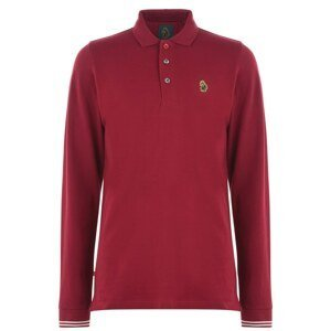Luke Sport Mead Long Sleeve Polo Shirt