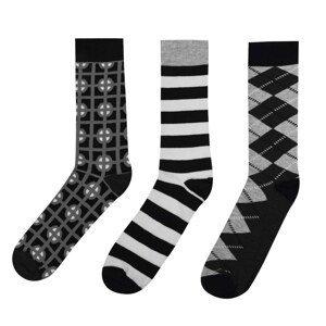Happy Socks 3 Pack Crew Socks
