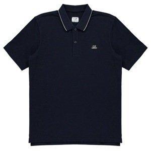 CP COMPANY Logo Polo Shirt