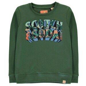 Scotch and Soda Art Sweatshirt