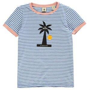 Scotch and Soda Palm Tree T Shirt Girls