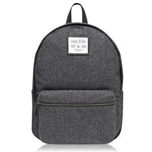 Jack Wills Stanley Herringbone Backpack
