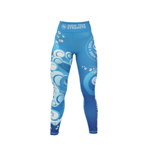ShowYourStrength Woman's Leggings Leggings The Four Elements Water
