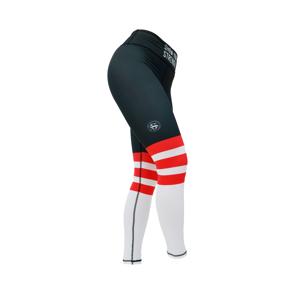ShowYourStrength Woman's Leggings Leggings Stripes