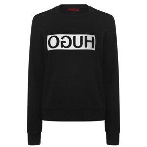 Hugo Reversed Logo Sweatshirt