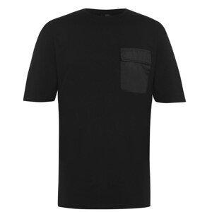 Fabric Pocket T Shirt Mens