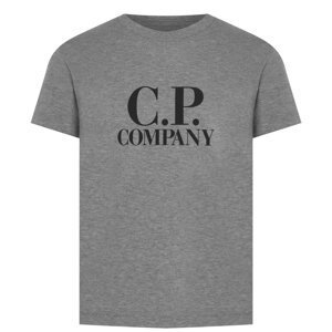 CP COMPANY Goggle Logo T Shirt