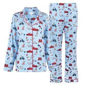 Bedhead Murrys Day Out Long Sleeve Pyjama Set