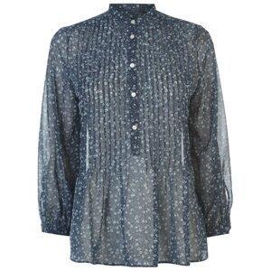 Gant Small Print Shirt Womens