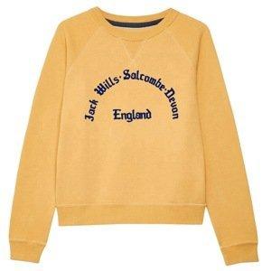 Jack Wills Hoxton Raglan Sweatshirt