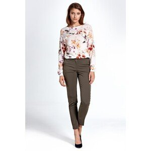 Colett Woman's Pants Csd03 Khaki