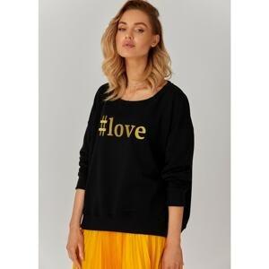 Kolorli Woman's Sweatshirt #Love