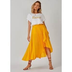 Kolorli Woman's T-shirt #Love