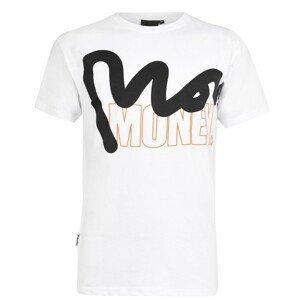 Money Stencil Block T Shirt