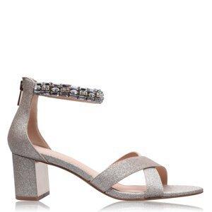 Linea Jewelled Block Heels