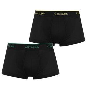 Calvin Klein Pro Air Low Rise 2 Pack Trunks