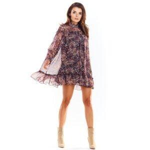 Awama Woman's Dress A319 Pattern 2