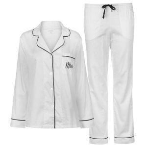 Bedhead Mrs Classic Long Sleeve Pyjama Set Ladies