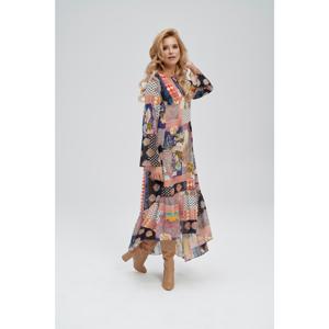Ezuri Woman's Dress 5751 Multicolour