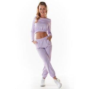 Infinite You Woman's Hoodie M235 Purple