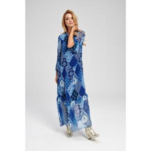 Ezuri Woman's Dress 5715 Multicolour