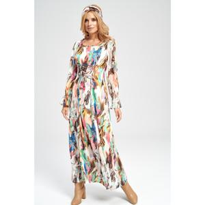 Ezuri Woman's Dress 5729 Multicolour