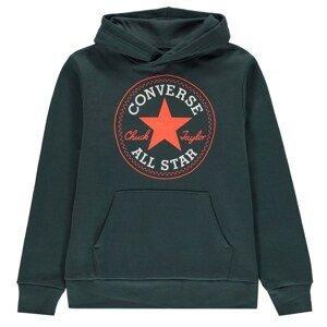 Converse Fleece Patch Hood Junior Boys