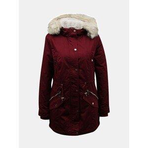 Dámska bunda TALLY WEiJL Fur detailed
