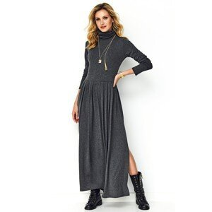 Makadamia Woman's Dress M503  Melange