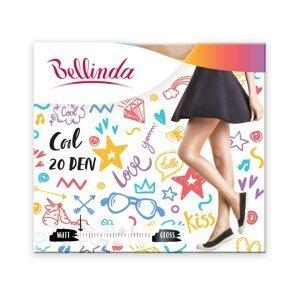 Sada dvoch čiernych punčochových nohavíc Bellinda Cool 20 DEN