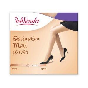 Bellinda Tights FASCINATION MATT 15 DEN - Matte tights - bronze